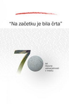 70 let LIKOVNE USTVARJALNOSTI naslovnica